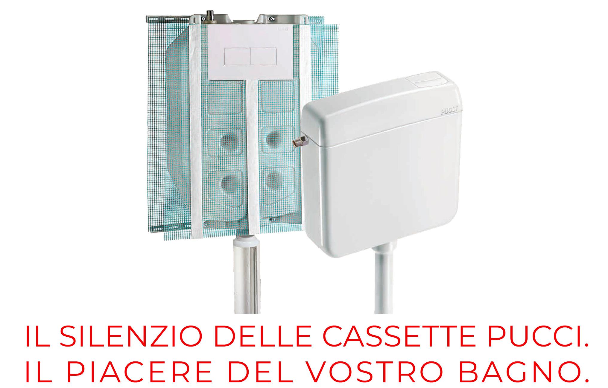 Pucci Bagno.Pucciplast S P A Cassette Per Wc Ad Alto Contenuto Tecnologico